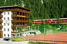 Ferienhaus Valbella Litzirüti